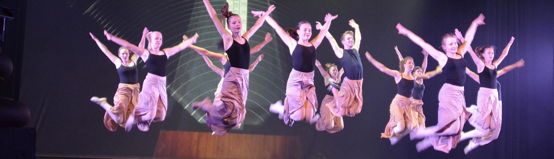 CKB Dansvoorstelling