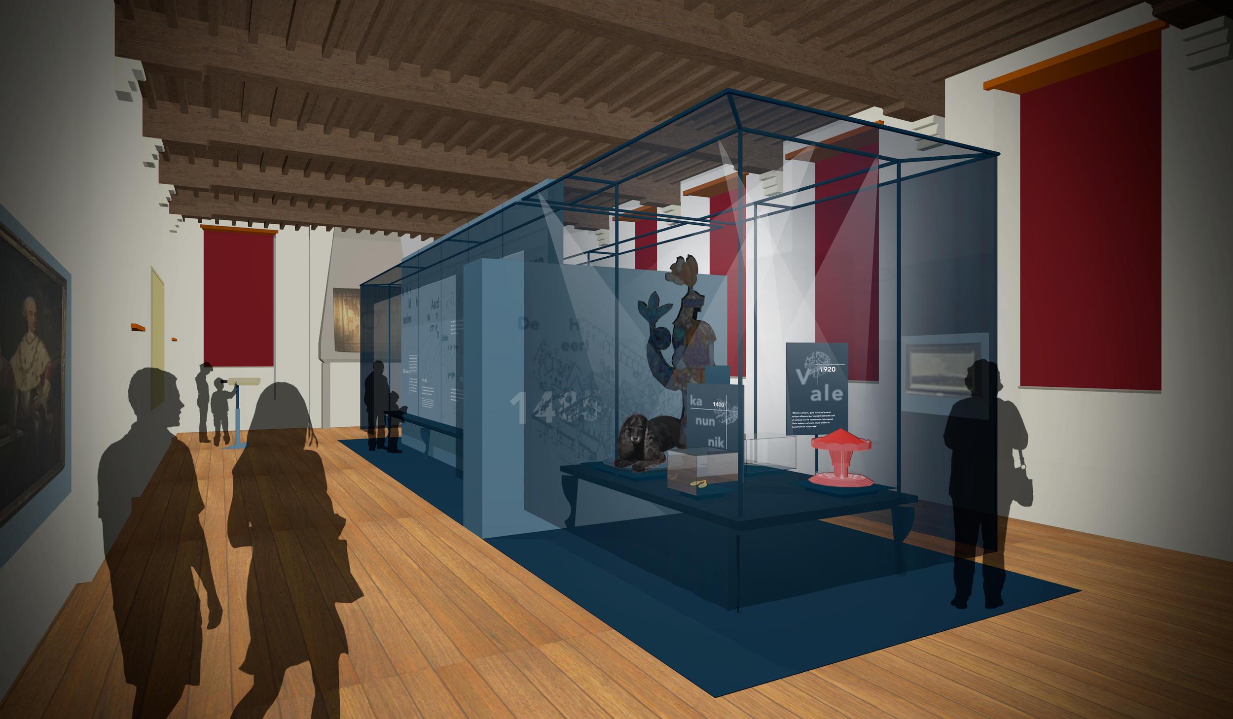 Blauwe Zaal Concept 2