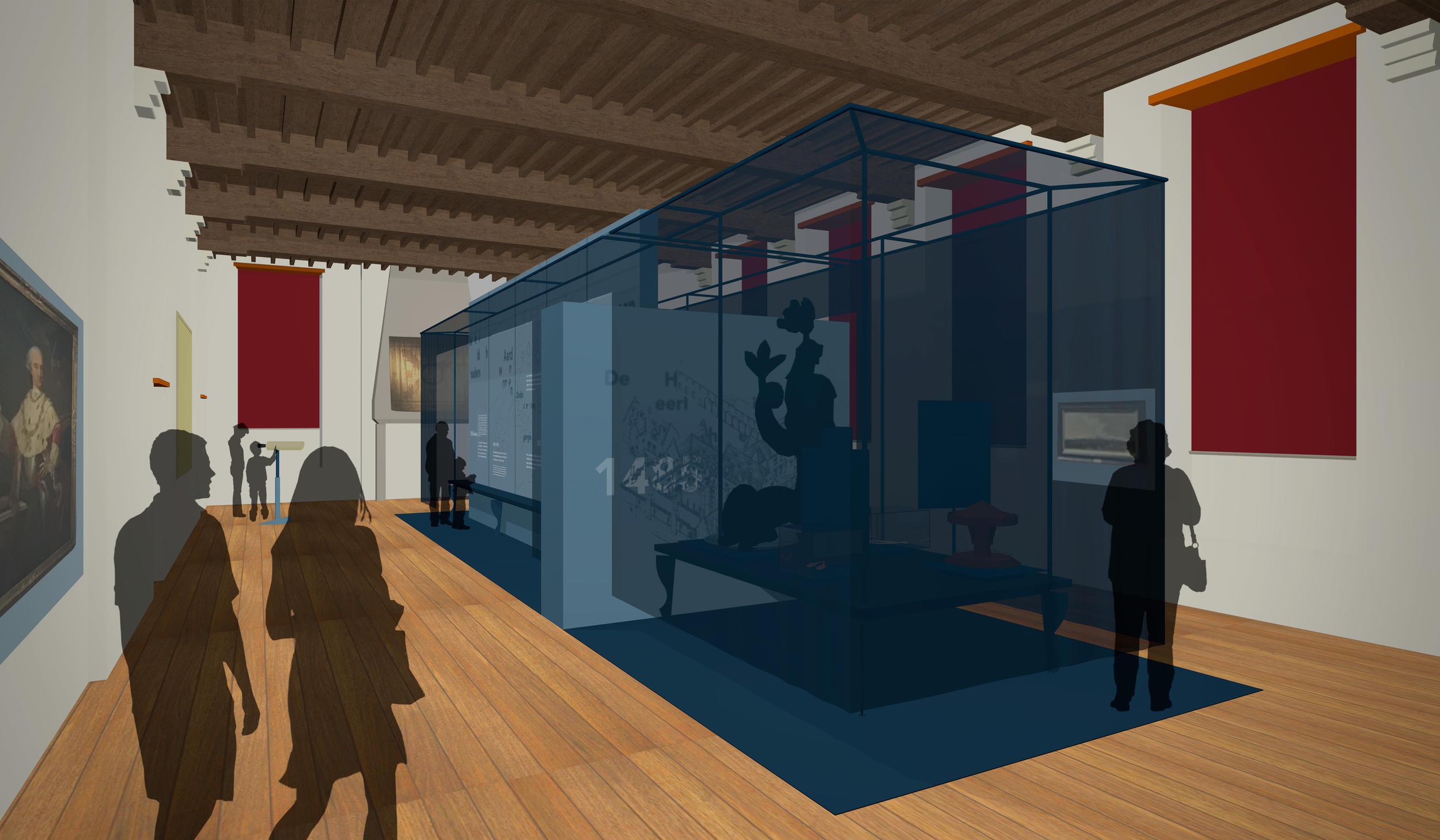 Concept Blauwe Zaal